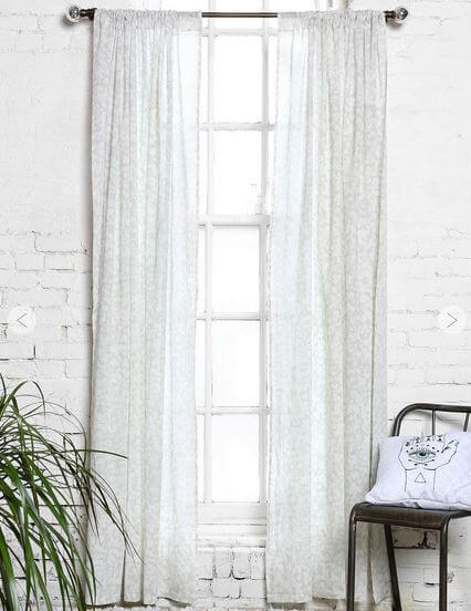 Curtain Urban Outfitters