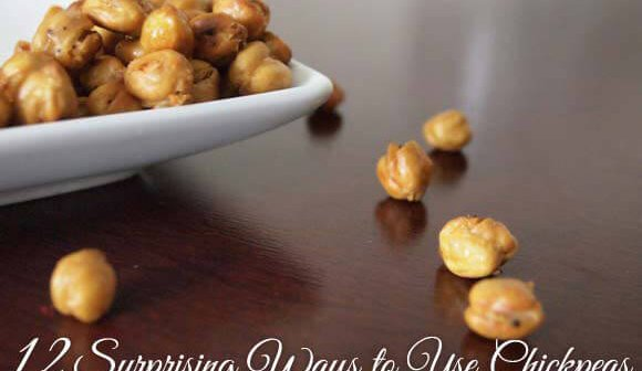 12 Surprising Ways to Use Chickpeas
