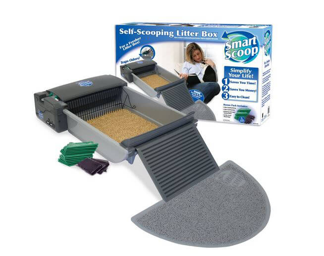 Self-Cleaning Litterbox