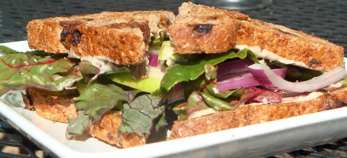 Tart Sandwich