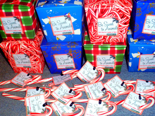 candy cane tags