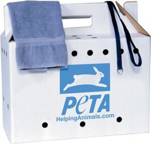 PETA car rescue kit