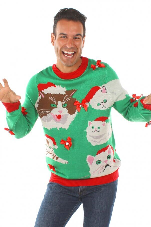 14 Wool Free Ugly Christmas Sweaters Living Peta Org