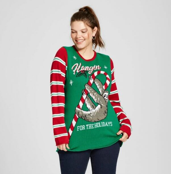 14 Wool Free Ugly Christmas Sweaters Living Peta Org