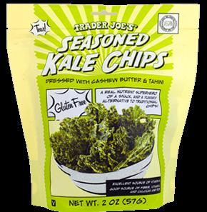 Trader Joe's Kale Chips