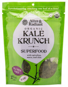 Alive & Radiant Kale Krunch