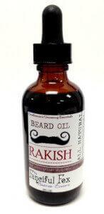 Beard Oil by Fanciful Fox