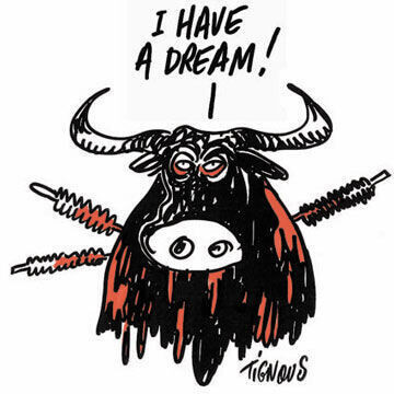 Charlie Hebdo Dream Tignous