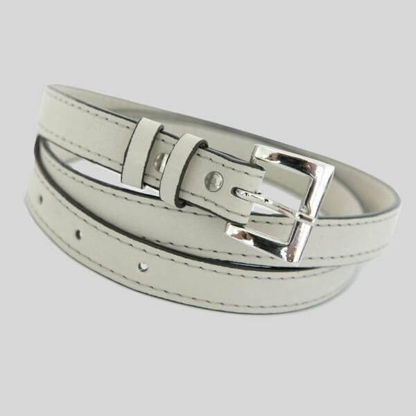 Thin White James&Co belt