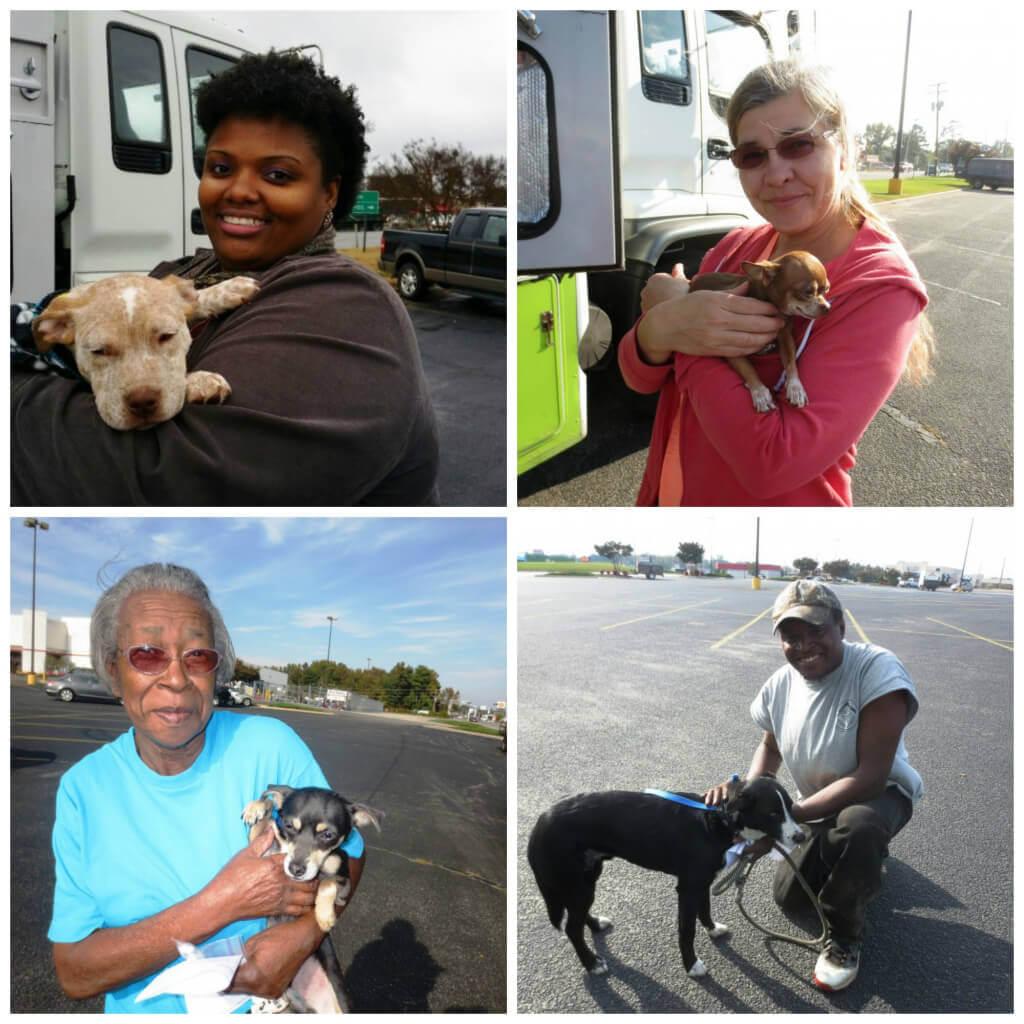PETA Mobile Clinic Customers