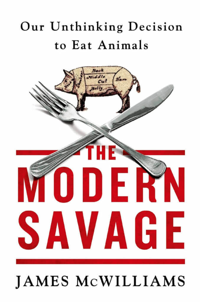 The Modern Savage bookcover