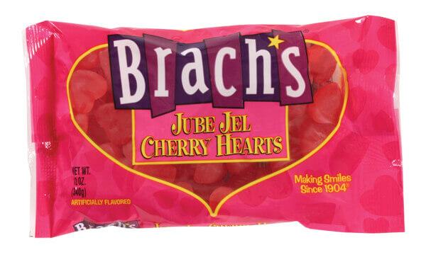 3. Brachu0027s Jube Jel Cherry Hearts