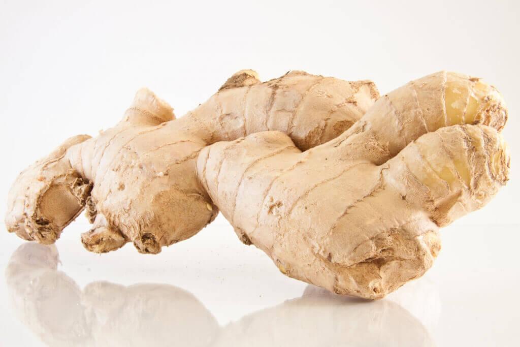 ginger Stock image ingredient
