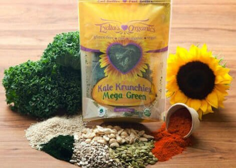 Best Kale Chips off the Old Block