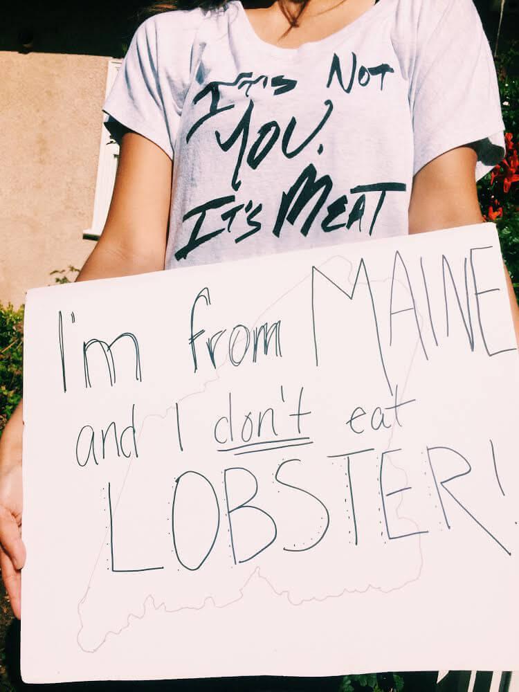 Maine Lobsters Vegan Animal Rights Myth