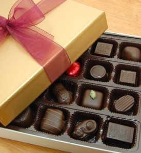ruby city vegan chocolate box