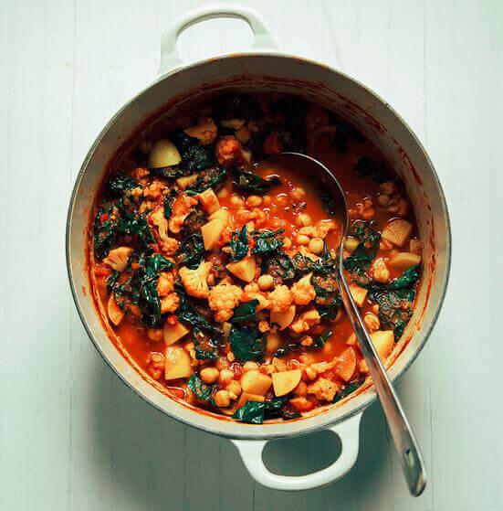 Cauli Curry