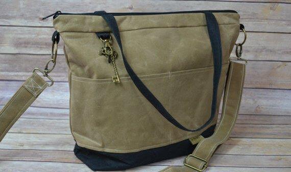 Stylish Vegan Diaper Bags