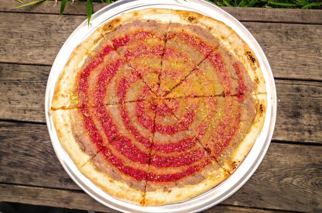 Sizzle Pie Spiraltap Pizza