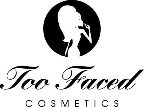 makeup brands logo. too faced cosmetics makeup brands logo