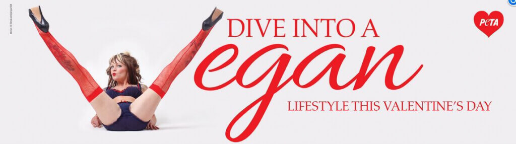 Dive Into a Vegan Lifestyle This Valentine's Day