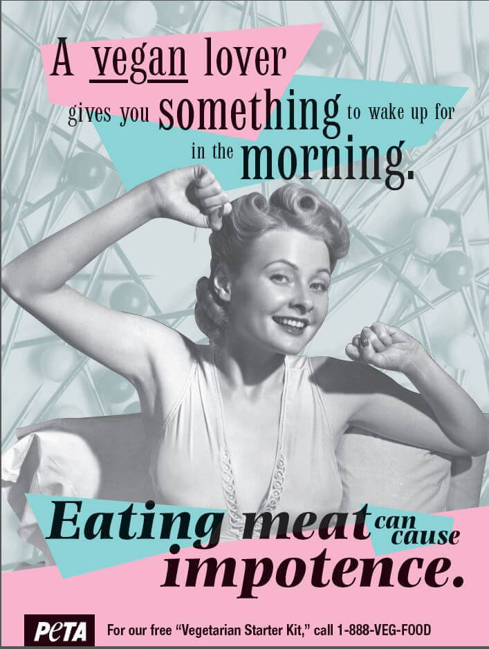 Eating Meat Can Cause Impotence