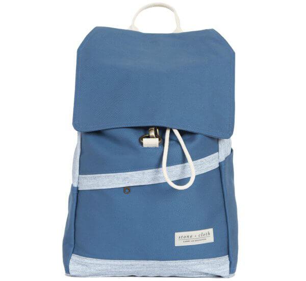Blue Vegan Bag