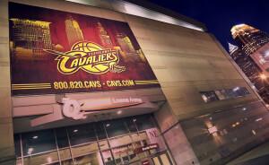 Cleveland Cavaliers Quicken Loans arena