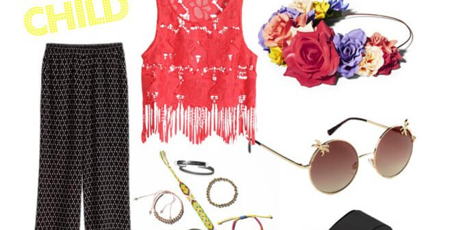 Hit the Vegan Mark on This Season's Festival Threads With H&M, Free People, and Nasty Gal