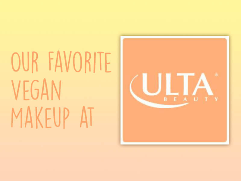 11 Vegan Makeup Must-Haves From Ulta