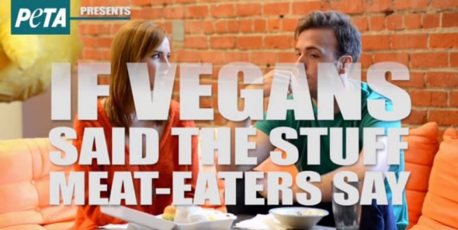 Turn the Tables on Your Friends Who Are Meat-Eaters (Video)