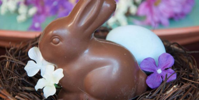 Bunny-Approved Vegan Easter Candy