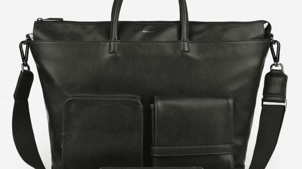 The Dapper Man  It s All in the (Vegan Leather) Bag a78497fc0d6c3