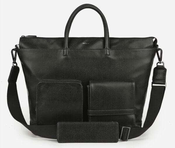 7028181d655 Vegan Briefcases and Other Must-Have Bags for Men | PETA