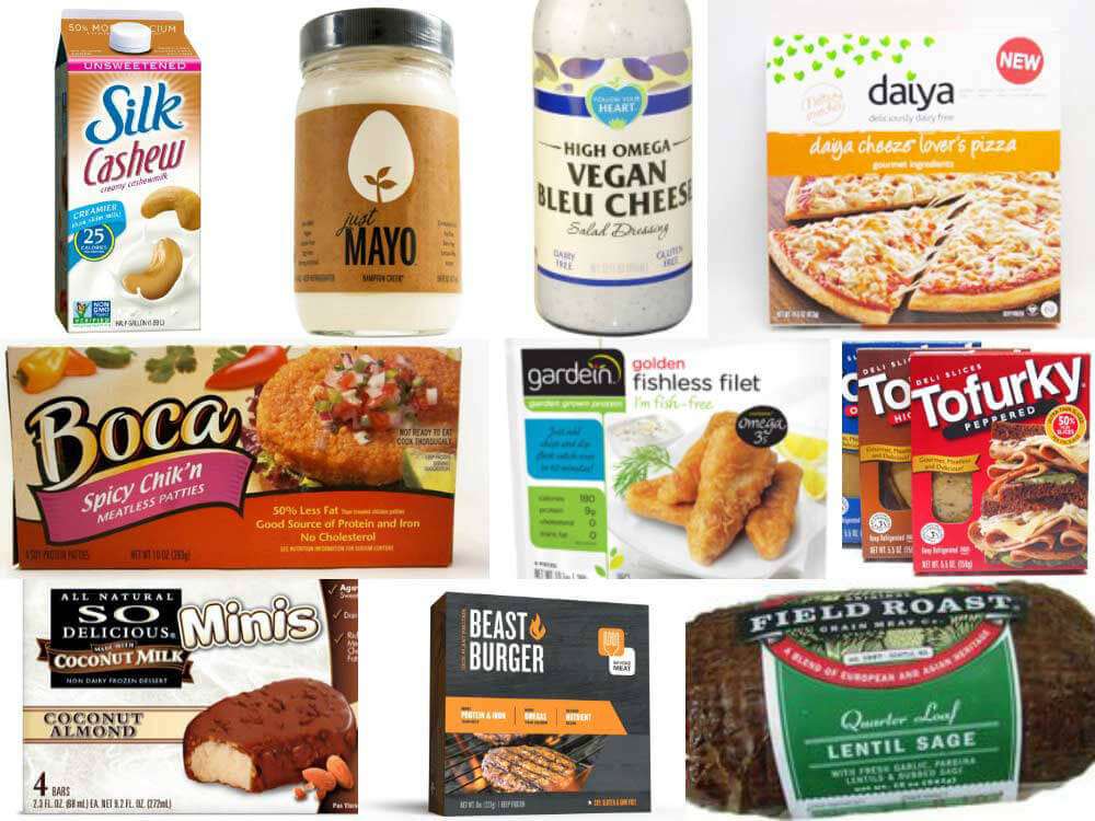 Get More Vegan Food in Your Grocery Store!