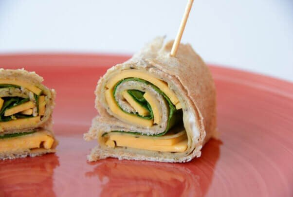 Faux Turkey Roll-Up
