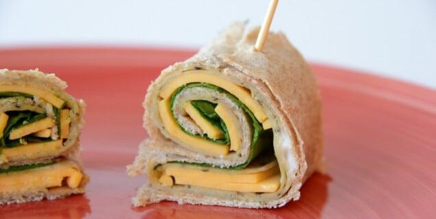 Faux Turkey Roll-Up