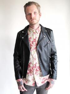 James Payne jacket