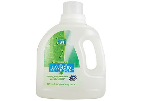 Bottle Of Trader Joe S Laundry Detergent