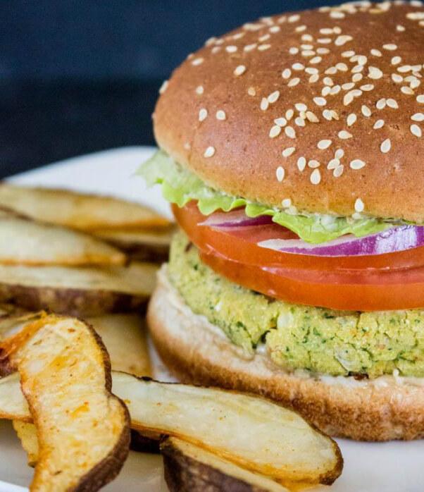 Falafel_Burger_Fries