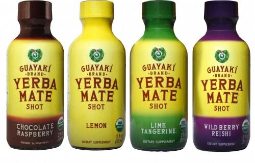 Guayaki Yerba Mate Shots