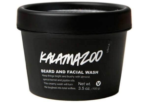 LUSH Beard Wash
