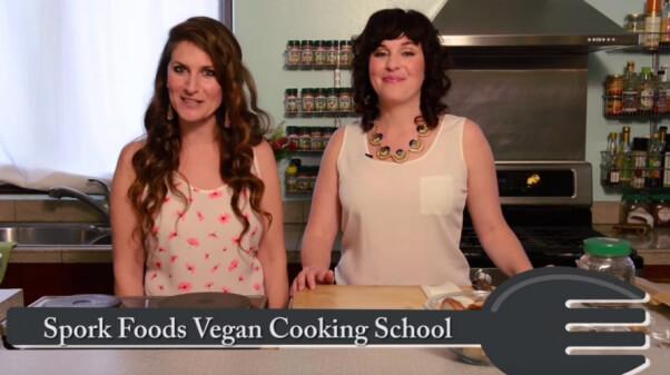 Spork Foods Vegan Cooking School