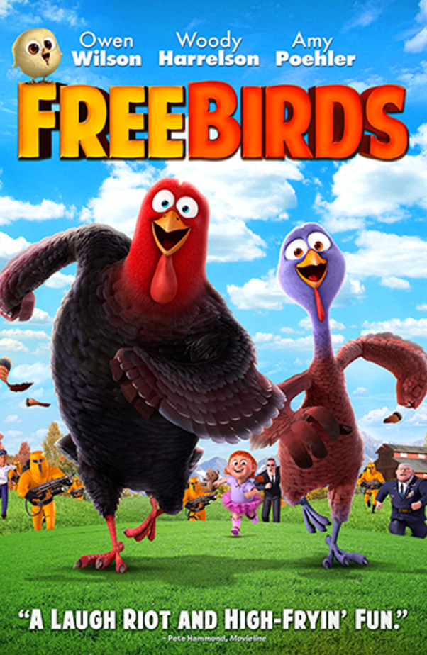 Top animal rights movies to show in class peta for Family friendly thanksgiving movies