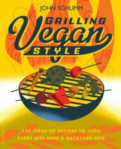 grilling vegan style cook book