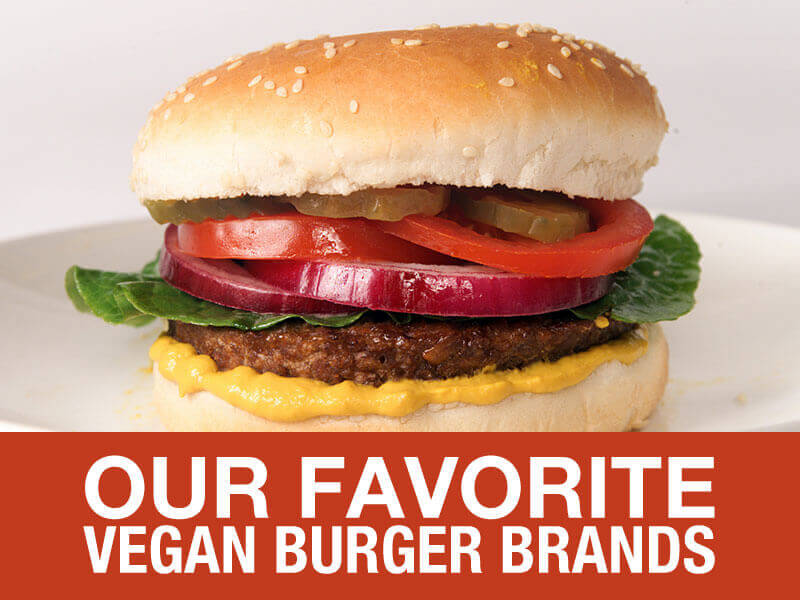 These Vegan Burger Brands Will Be Your New Burger Staples PETA