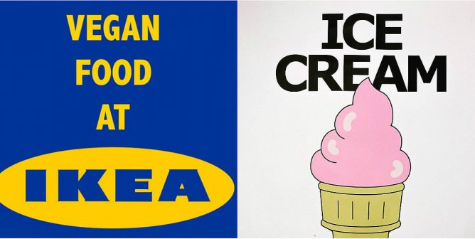 Awesome Vegan Food at IKEA (Minimal Assembly Required)