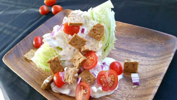 Vegan Wedge Salad