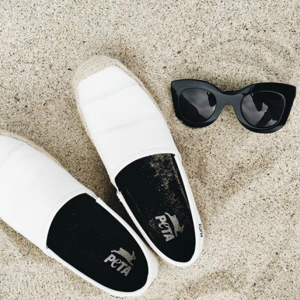 PETA X MADE SHOE ESPADRILLE