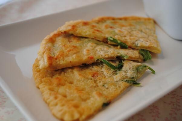 Pajeon (Vegan Korean Pancake)